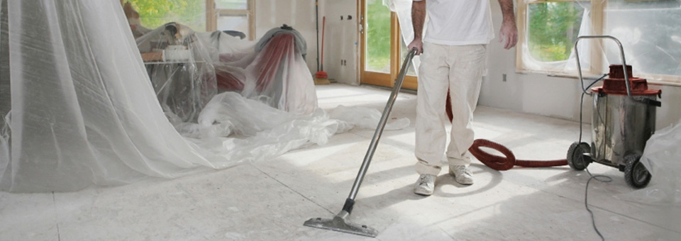 Post-Construction Cleaning Qatar